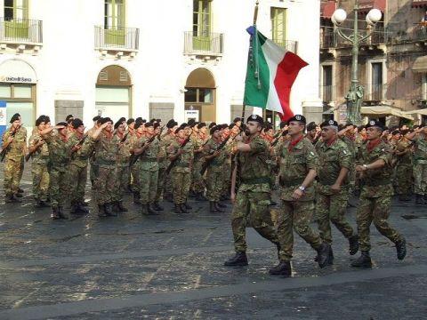 Я 3 года солдат, Италии, Сомали, 28 SRU PAVIA Folgore (6)