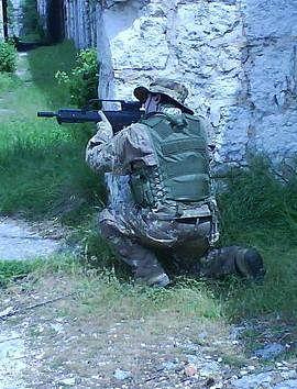 Я 3 года солдат, Италии, Сомали, 28 SRU PAVIA Folgore.