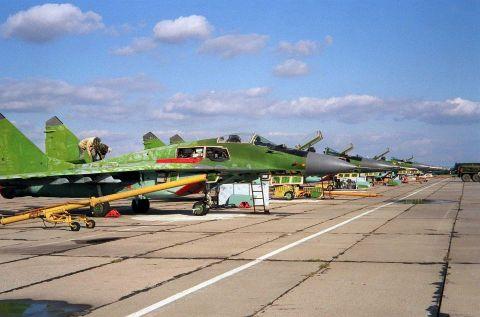 Moldovan MiG 29C
