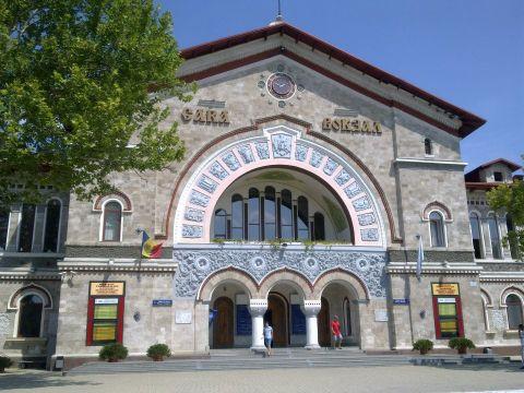 Stazione ferroviaria Chisinau