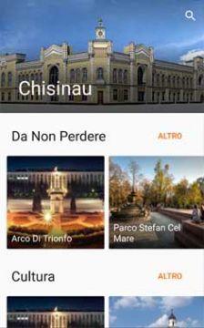 HomePage di Chisinau