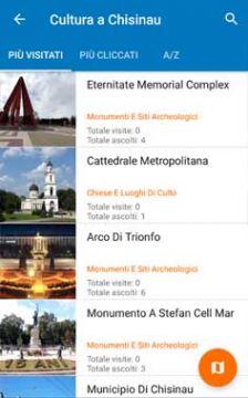Homepage di Categoria