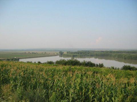 le verdegganti colline Moldave