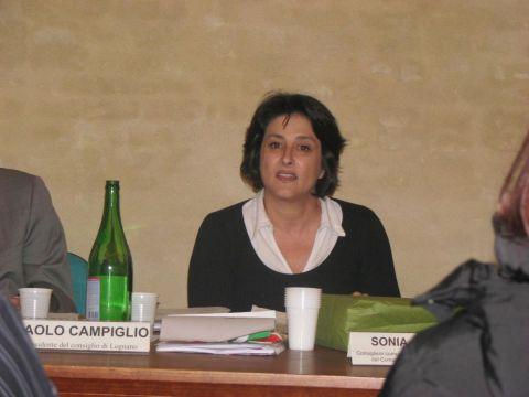 Dott.ssa Sonia Camprini, Consigliere Comunale, San Giovanni