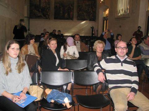 Alcuni partecipanti di domenica, 2 novembre