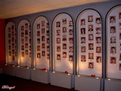 Museo della commemorazione dei caduti nella guerra del '92 a Bender