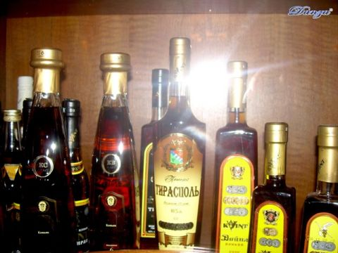 fabbrica di cognac Kvint - Tiraspol