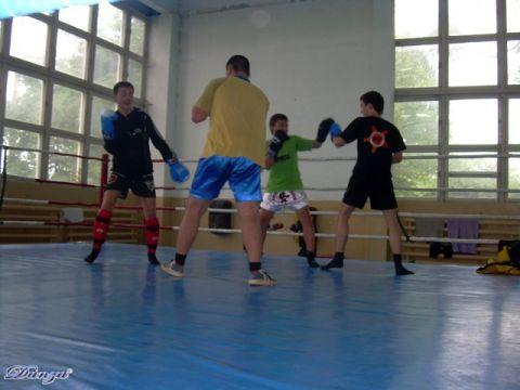 scuola sportiva di lotta libera, lotta greco romana, box e kick boxing