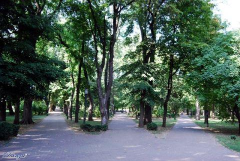 parco Stefan cel Mare
